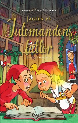 Jagten på julemandens latter_forside_l